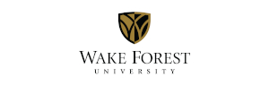 Wake Forest Univ logo