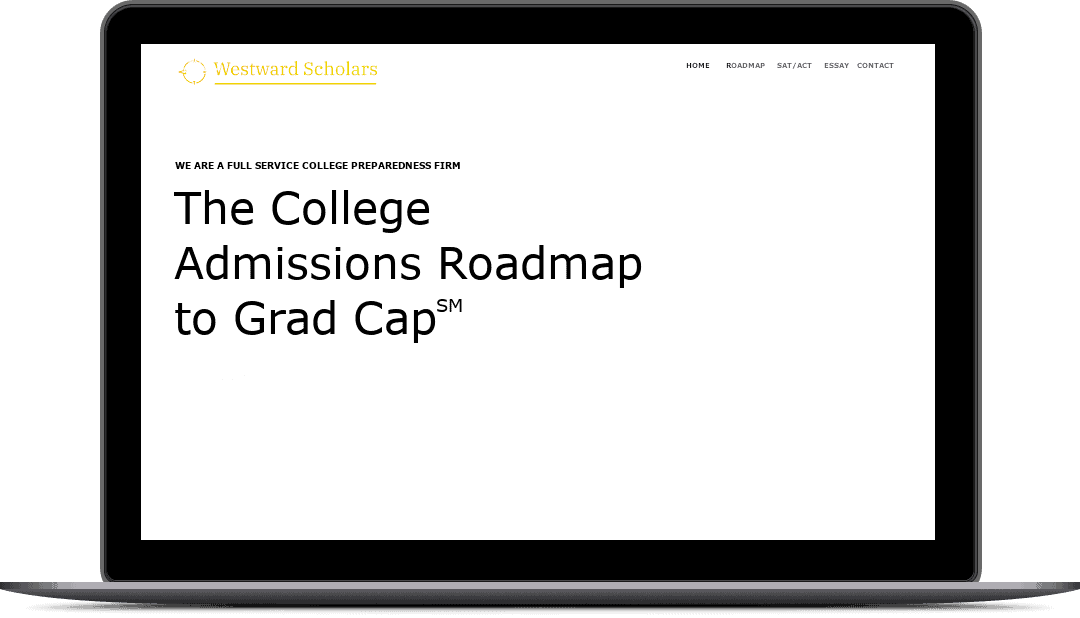 College Admissions Roadmap to Grad Cap