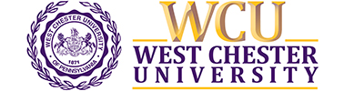 West Chester University of Pa logo 389x100